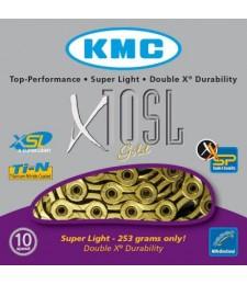 CADENA-KMC-X-10-SL-GOLD-10V-ORO