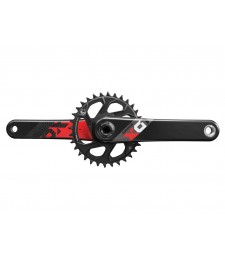 ROTOR CHAINRING.2014 Q38TQX2-BCD110X5-OUTER-BL